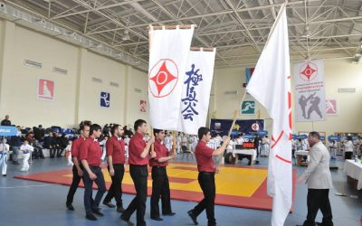 From 23 to 27 February 2017 the Turkish city of Istanbul will be the World Games Festivals Kyokushin Karate